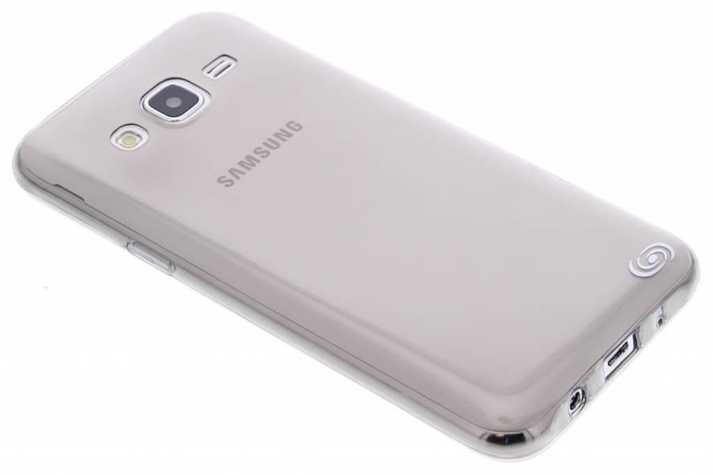 Fonex Invisible Ultra Thin Case voor de Samsung Galaxy J5 - Grey