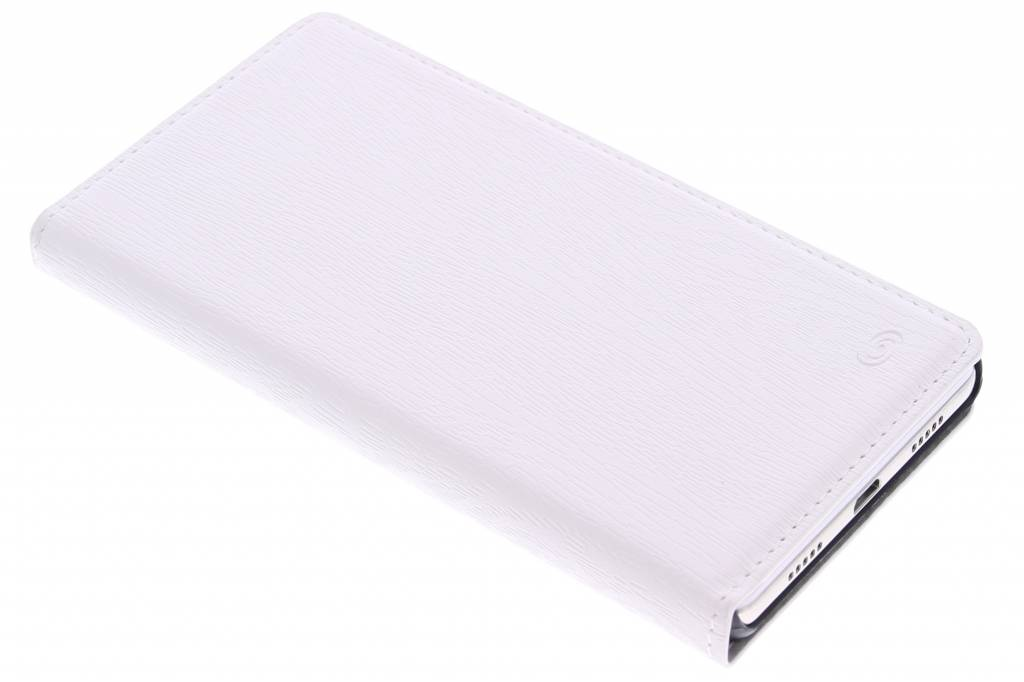 Fonex Classic Book voor de Huawei P8 Lite - White