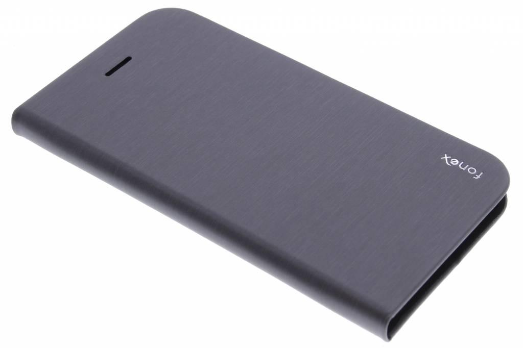 Fonex Shine Book Case voor de iPhone 6(s) Plus - Black