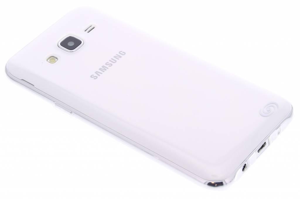 Fonex Invisible Ultra Thin Case voor de Samsung Galaxy J5 - White
