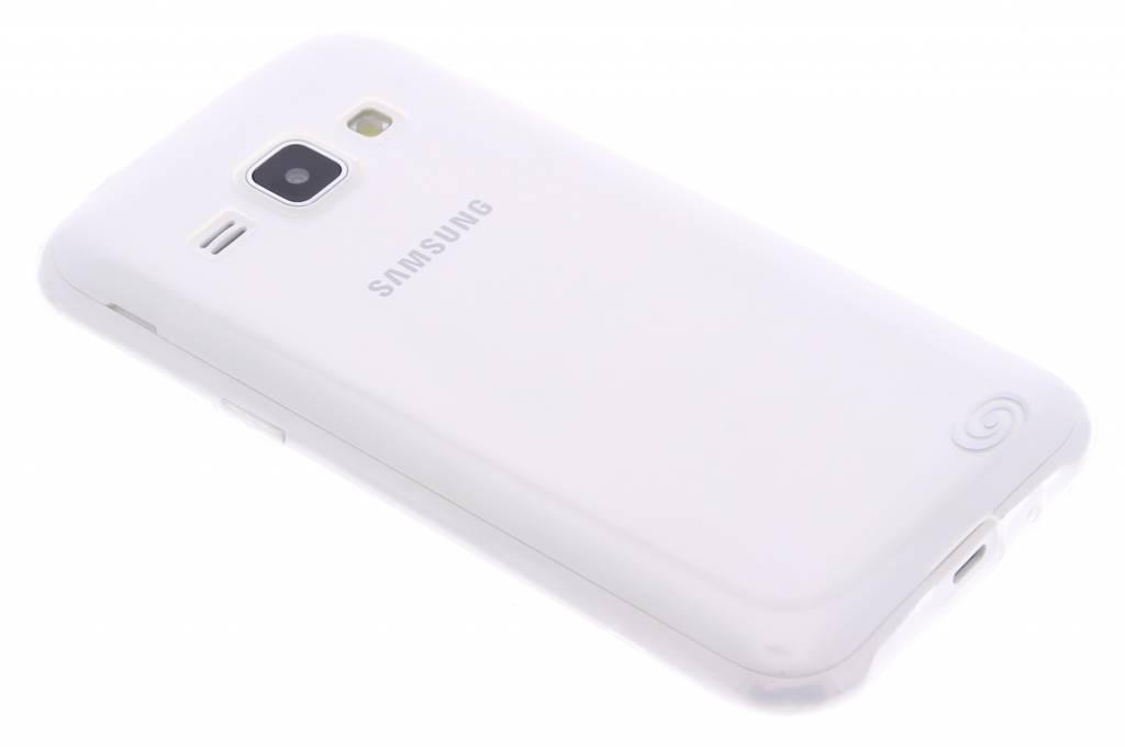 Fonex Invisible Ultra Thin Case voor de Samsung Galaxy J1 - Transparent