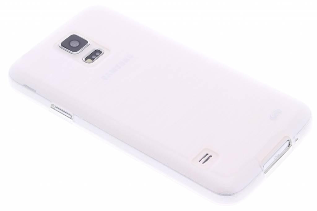 Fonex Invisible Ultra Thin Case voor de Samsung Galaxy S5 (Plus) / Neo - Transparent