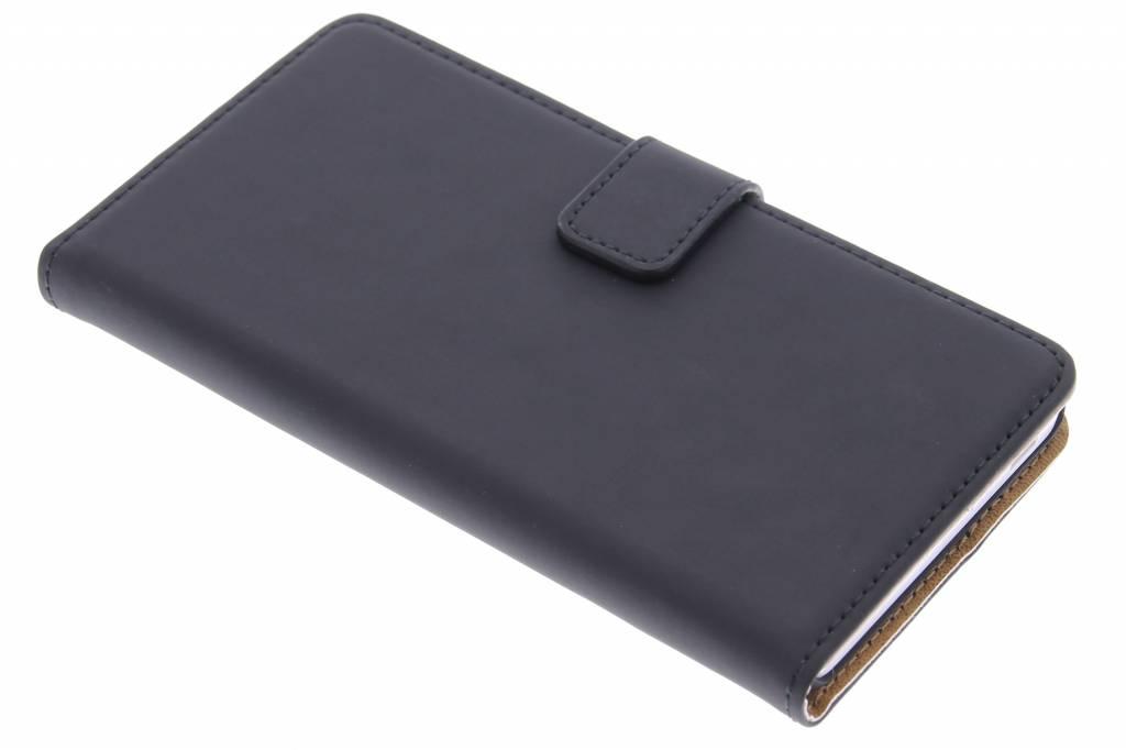 Selencia Luxe Book Case voor de Huawei G Play Mini - Zwart