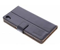 Selencia Luxe Lederen Booktype Sony Xperia Z5