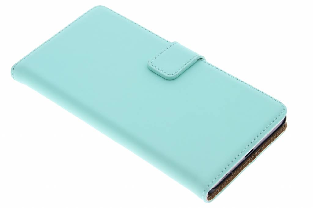 Selencia Luxe Book Case voor de Sony Xperia Z5 - Mintgroen