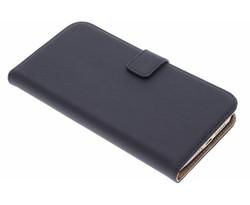 Selencia Luxe Book Case Huawei G8 - Zwart