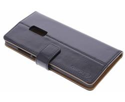 Selencia Luxe Lederen Booktype OnePlus 2