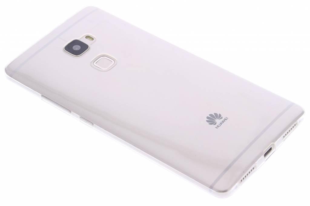 Ultra thin transparant TPU hoesje voor de Huawei Mate S
