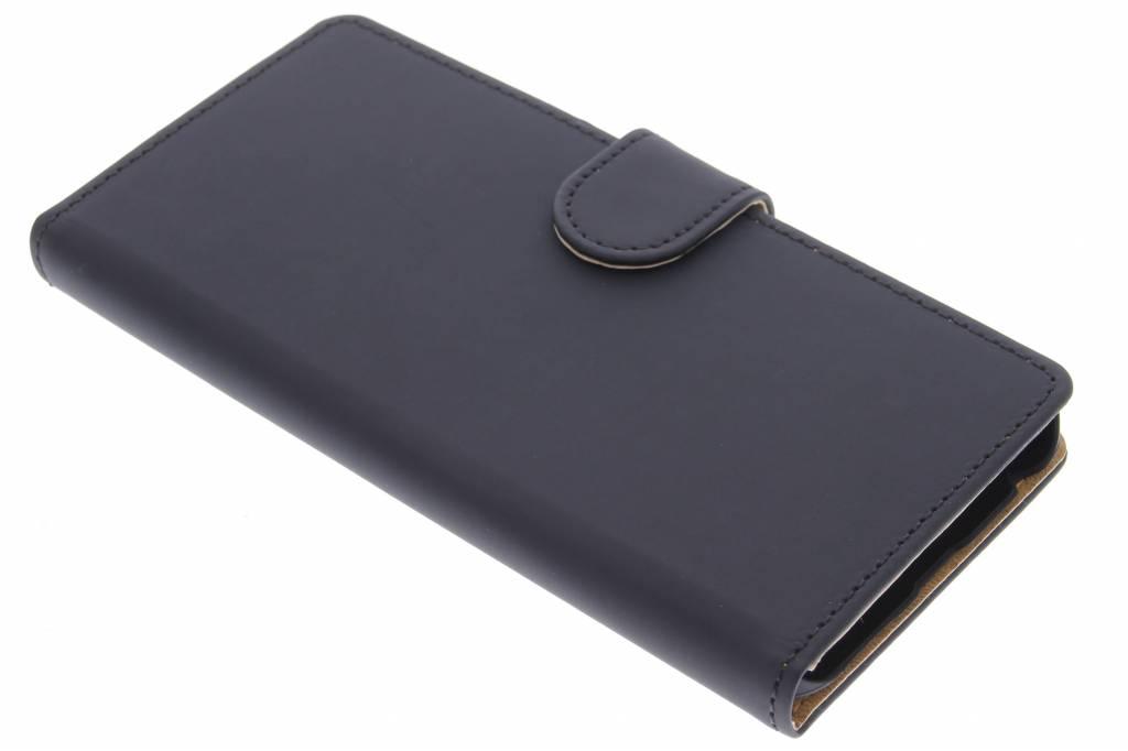 Zwarte effen booktype hoes voor de LG Nexus 5X
