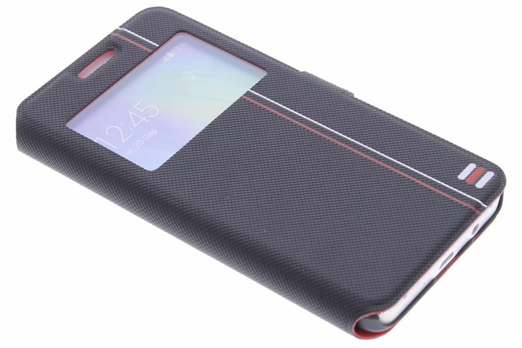 Fonex Custodia Techno Case voor de Samsung Galaxy A3 - Black/Red