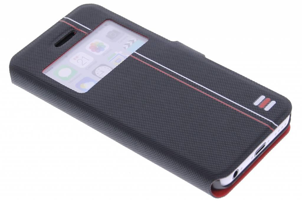 Fonex Custodia Techno Case voor de iPhone 5c - Black/Red