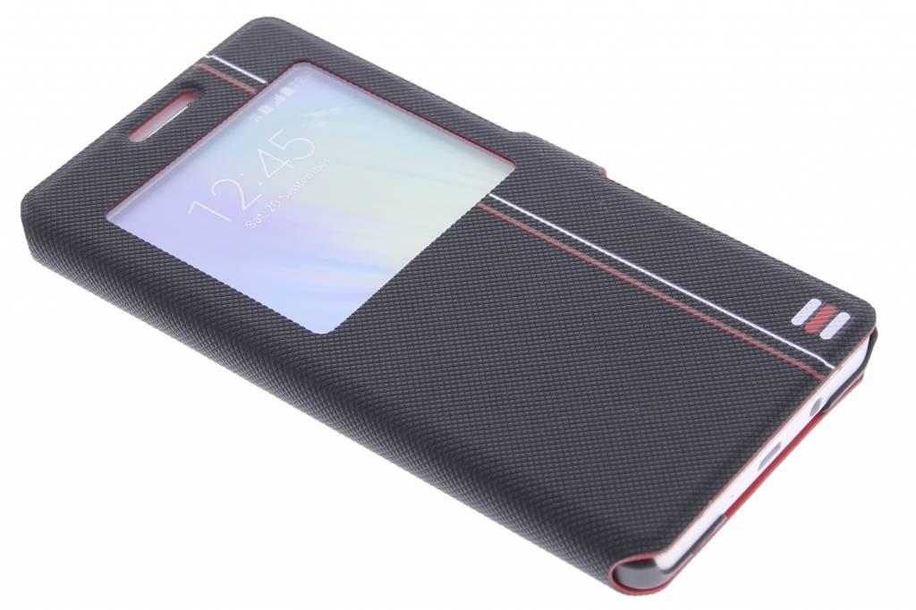 Fonex Custodia Techno Case voor de Samsung Galaxy A5 - Black/Red