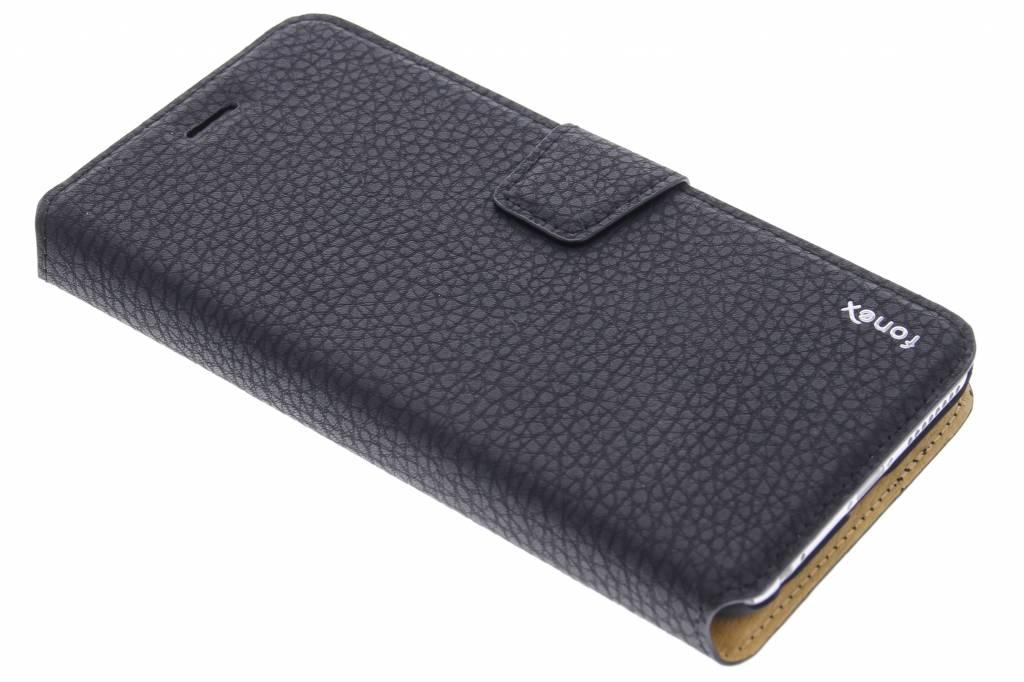 Fonex Booklet Magnetic Detachable voor de iPhone 6(s) Plus - Black