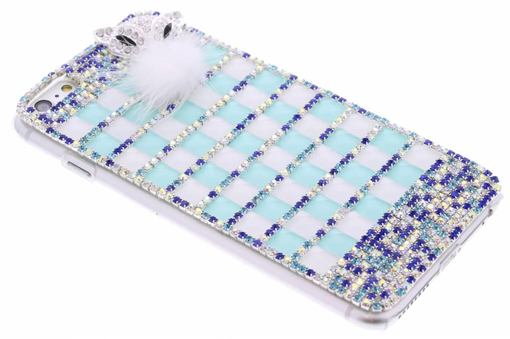 Vos glazen strass hardcase hoesje voor de iPhone 6(s) Plus