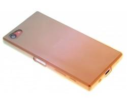 Tweekleurig TPU siliconen hoesje Sony Xperia Z5 Compact