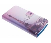 Design TPU booktype hoes LG Magna / G4c