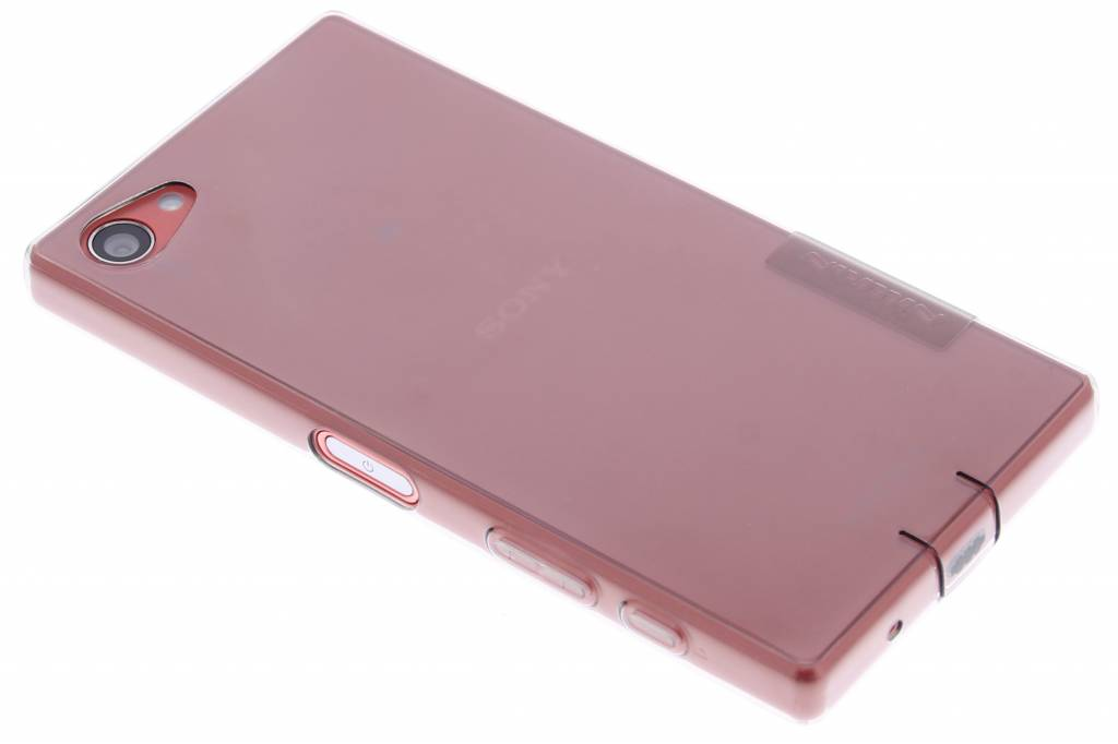 Nillkin Nature TPU Case voor de Sony Xperia Z5 Compact - Grijs