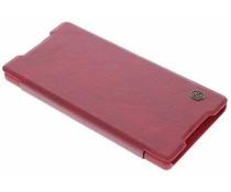 Nillkin Qin Leather slim booktype Sony Xperia Z5 Premium