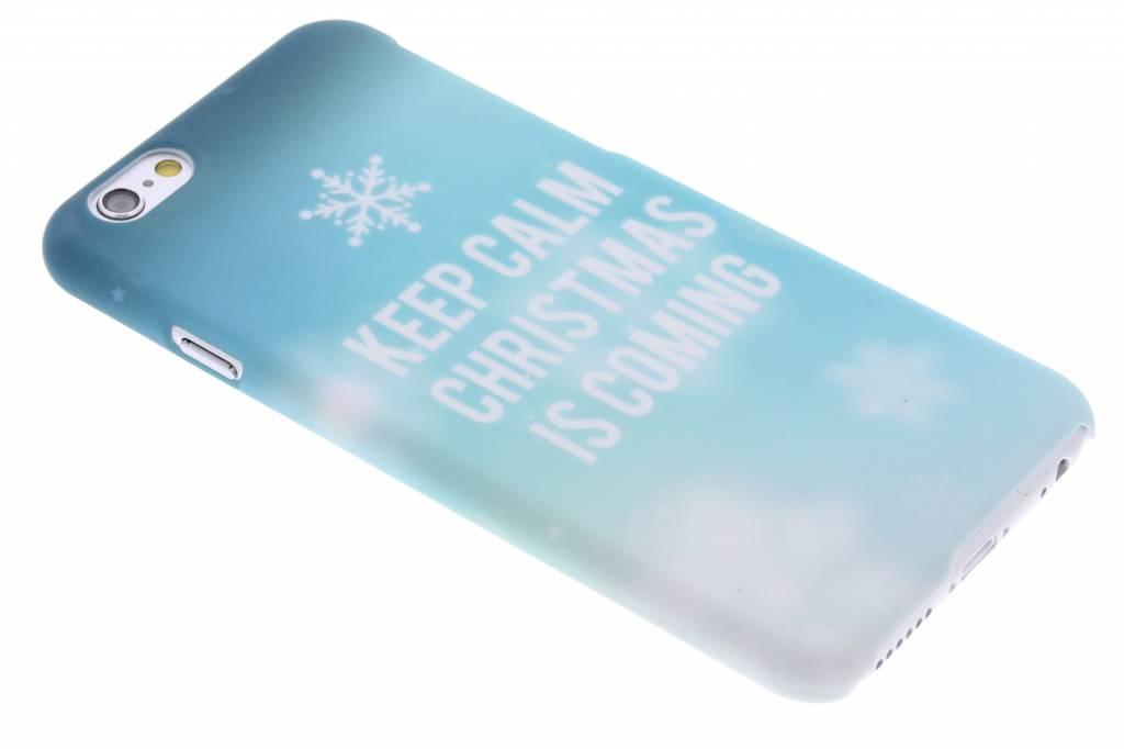 Keep Calm Christmas design hardcase hoesje voor de iPhone 6 / 6s