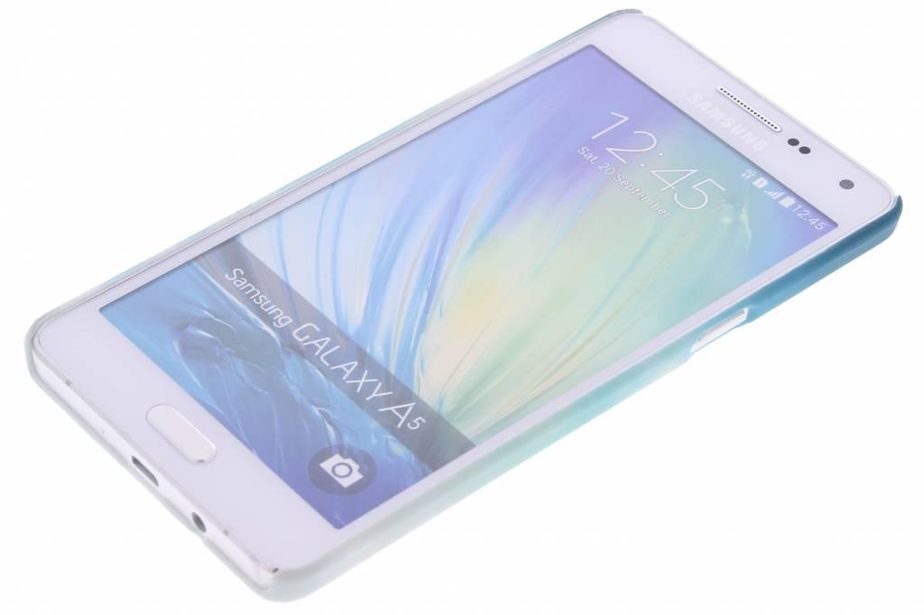 Garder La Conception De Noël Calme Couverture Étui Rigide Pour Samsung Galaxy A5 mGmXre0
