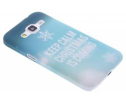 Keep Calm Christmas design hardcase Galaxy Core Prime