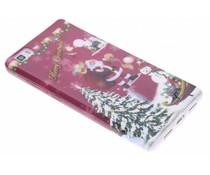 Christmas Edition TPU hoesje Huawei P8 Lite