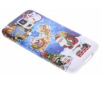 Christmas Edition TPU hoesje Galaxy S5 (Plus) / Neo