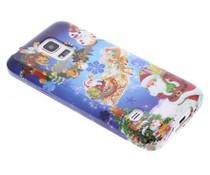 Christmas Edition TPU hoesje Samsung Galaxy S5 Mini