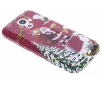 Christmas Edition TPU hoesje Samsung Galaxy S4 Mini