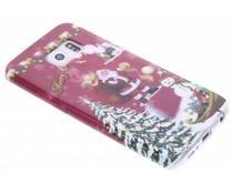 Christmas Edition TPU hoesje Galaxy S6 Edge