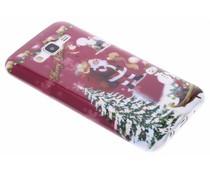 Christmas Edition TPU hoesje Samsung Galaxy J5