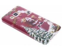 Christmas Edition TPU hoesje Samsung Galaxy A3
