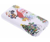 Christmas Edition TPU hoesje Samsung Galaxy Core Prime
