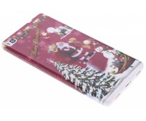 Christmas Edition TPU hoesje Huawei P8