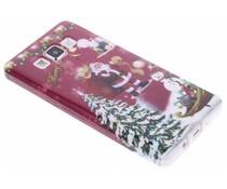 Christmas Edition TPU hoesje Samsung Galaxy A5