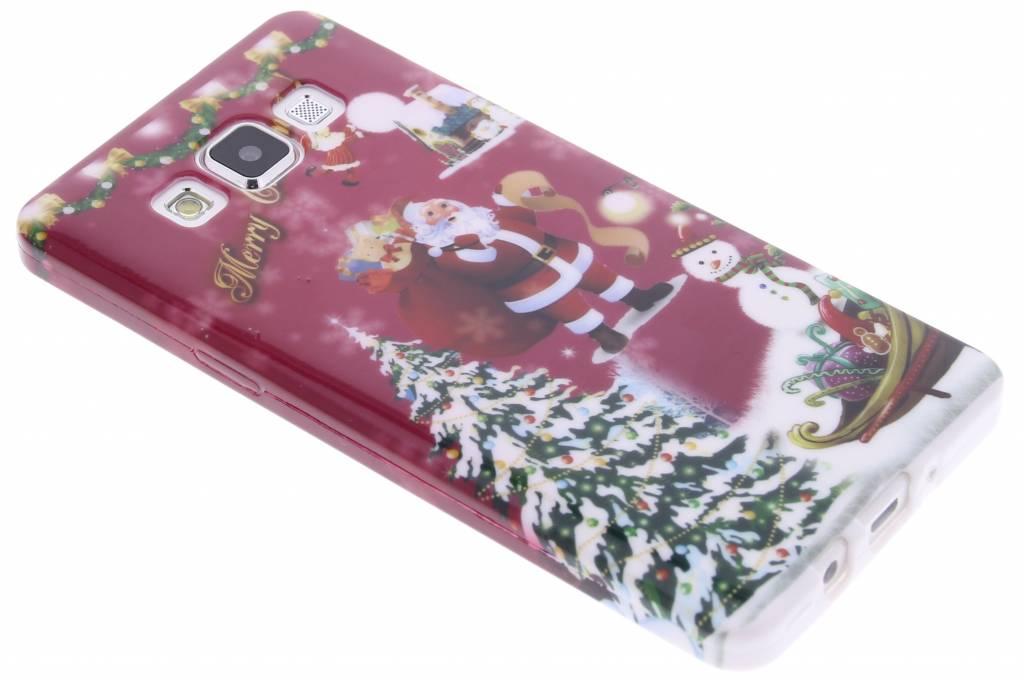 Christmas Edition TPU siliconen hoesje voor de Samsung Galaxy A5