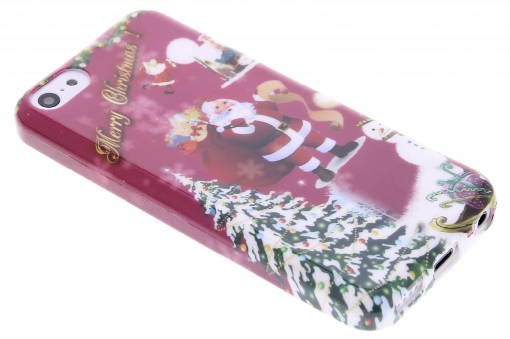 Christmas Edition TPU siliconen hoesje voor de iPhone 5c