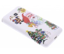 Christmas Edition TPU hoesje Samsung Galaxy Grand Prime