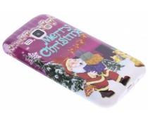 Christmas Edition TPU hoesje Samsung Galaxy J1