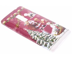 Christmas Edition TPU hoesje OnePlus 2