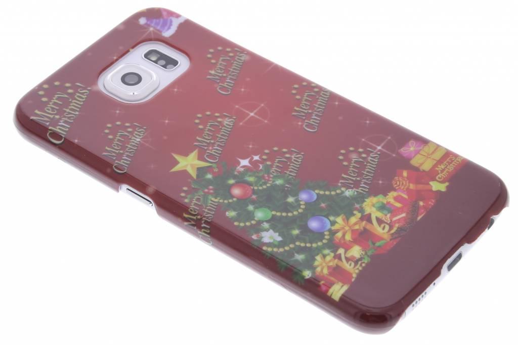 Christmas Edition hardcase hoesje voor de Samsung Galaxy S6