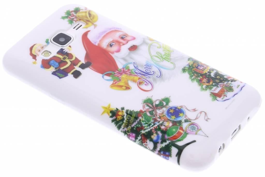 Christmas Edition TPU siliconen hoesje voor de Samsung Galaxy J5