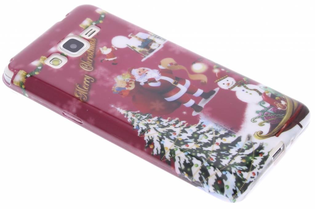 Christmas Edition TPU siliconen hoesje voor de Samsung Galaxy Grand Prime