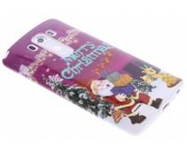 Christmas Edition TPU hoesje LG G3