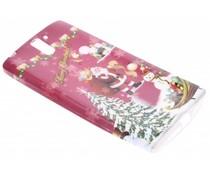 Christmas Edition TPU hoesje OnePlus One