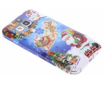 Christmas Edition TPU hoesje Samsung Galaxy Core Prime