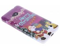 Christmas Edition TPU hoesje Microsoft Lumia 640