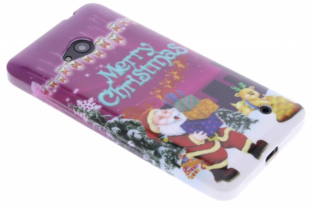 Christmas Edition TPU siliconen hoesje voor de Microsoft Lumia 640