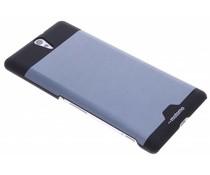 Brushed aluminium hardcase Sony Xperia C5 Ultra