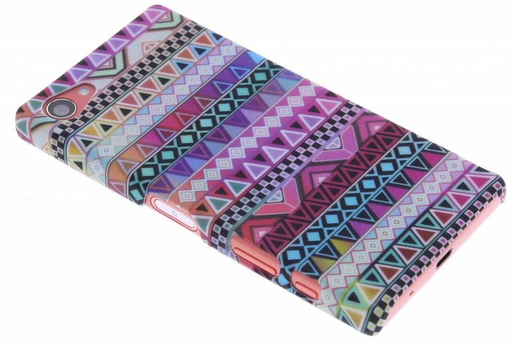 Aztec design hardcase hoesje voor de Sony Xperia Z5 Compact